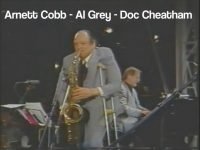 Arnett Cobb, Al Grey, Doc Cheatham – Nearness Of You