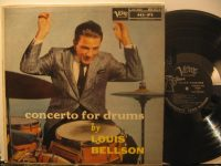 Louis Bellson – Concerto For Drums (Full Album)