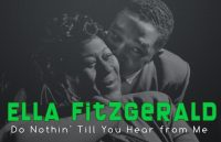 Ella Fitzgerald – Do Nothin' Till You Hear from Me