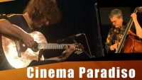 Pat Metheny and Charlie Haden – Cinema Paradiso