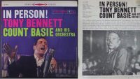Tony Bennett with Count Basie and His Orchestra – In Person! (Full Album)