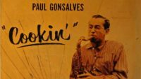Paul Gonsalves ‎–  Cookin'