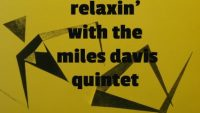 Miles Davis – Relaxin' with the Miles Davis Quintet