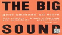 Gene Ammons' All Stars ‎– The Big Sound (Full Album)