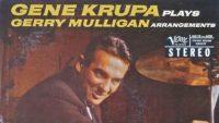 Gene Krupa – Gene Krupa Plays Gerry Mulligan Arrangements