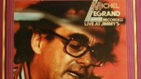 Michel Legrand ‎– Recorded Live At Jimmy's