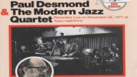 Paul Desmond – Paul Desmond & The Modern Jazz Quartet (Full Album)