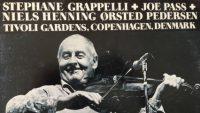 Stephane Grappelli, Joe Pass, Niels Pedersen – Tivoli Gardens, Copenhagen, Denmark (Full Album)