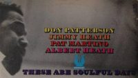 Don Patterson – These Are Soulful Days (Full Album)