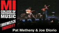 Pat Metheny & Joe Diorio – Throwback Thursday From the MI Library