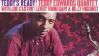 Teddy Edwards Quartet -Teddy´s Ready (Full Album)