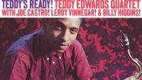 Teddy Edwards Quartet -Teddy´s Ready (Full Album)