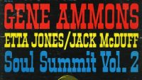 Gene Ammons & Sonny Stitt with Jack McDuff – Soul Summit Vol. 2