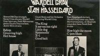 Wardell Gray – Wardell Gray/Stan Hasselgard ( Spotlite SPJ 134)