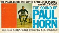 The Paul Horn Quintet Featuring Emil Richards – The Sound Of Paul Horn (Full Album)