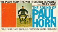 The Paul Horn Quintet Featuring Emil Richards – The Sound Of Paul Horn (Full Album)