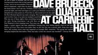 The Dave Brubeck Quartet – At Carnegie Hall (1963)