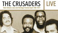 The Crusaders – New Orleans Jazz and Heritage Festival, April 19, 1977
