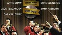Artie Shaw, Jack Teagarden, Cab Calloway, Duke Ellington, Boyd Raeburn – Big Band Live Jazz