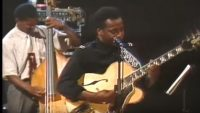 George Benson and McCoy Tyner Trio – Stella by Starlight