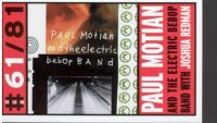Paul Motian ‎– Paul Motian And The Electric Bebop Band