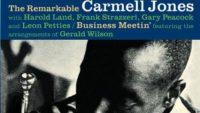 Carmell Jones – The Remarkable Carmell Jones (Full Album)