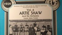 Artie Shaw and His Orchestra – At the Café Rouge (1939)