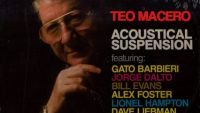 Teo Macero ‎– Acoustical Suspension (Full Album)