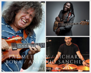 Pat Metheny / Richard Bona / Antonio Sanchez – Bright Size Life